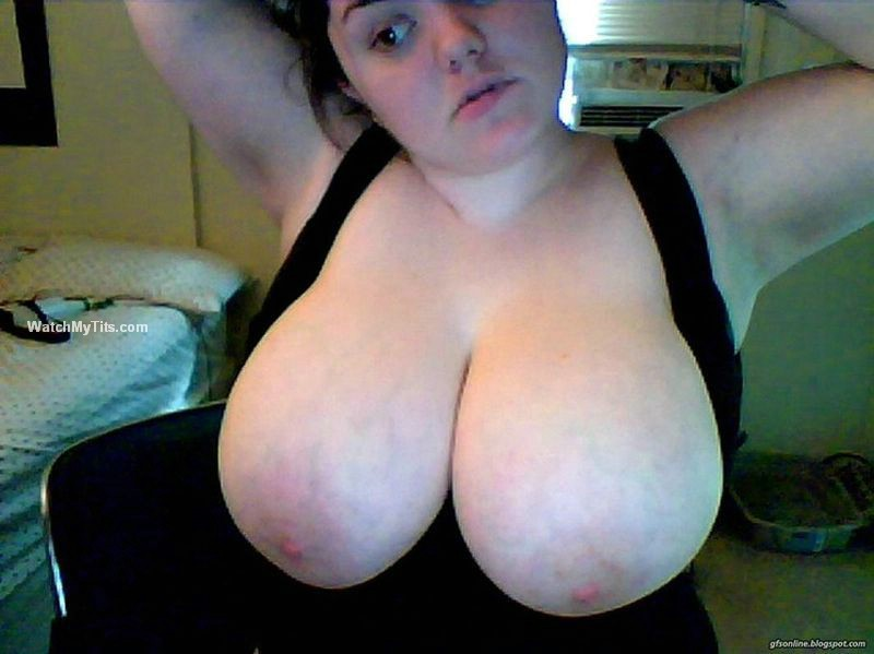 Big White Tits Homemade